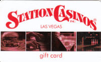 Station Casinos Gift Card