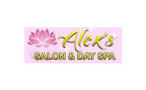 Alex's Salon & Day Spa - Alexandria, VA Gift Card