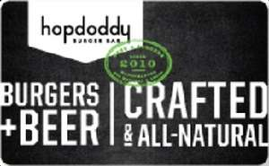 Hopdoddy Burger Bar Gift Card