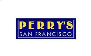 Perry's San Francisco Gift Card