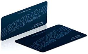 Studio Movie Grill  Gift Card