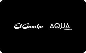 El Gaucho Gift Card