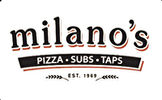 Milano's Pizza, Subs & Taps