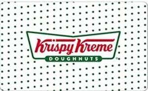 Krispy Kreme® Doughnut Corporation Gift Card