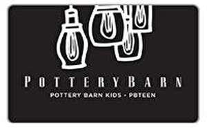Pottery Barn Kids Gift Card