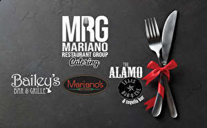 Bailey's Bar & Grille Gift Card