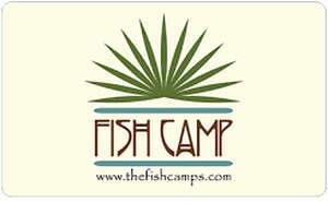 Fish Camp Gift Card