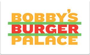Bobby's Burger Palace Gift Card