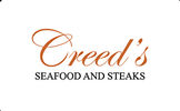 Creed's Seafood and Steaks