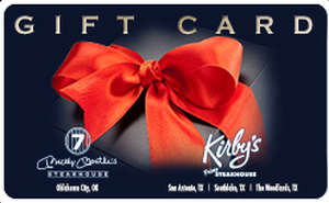 Mickey Mantle's Steakhouse Gift Card