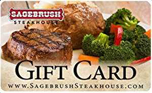 Sagebrush Steakhouse Gift Card