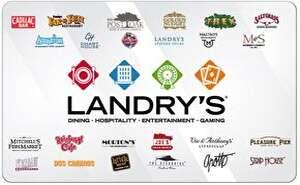 Landry's Gift Card