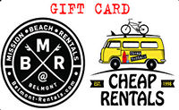 Cheap Rentals Gift Card