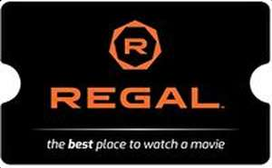 Regal Entertainment Group® Gift Card