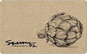 Seasons 52® Gift Card