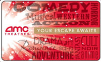 Loews Theatres Gift Card
