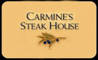 Carmine's Steak House Gift Card
