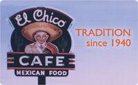 El Chico Cafe Gift Card