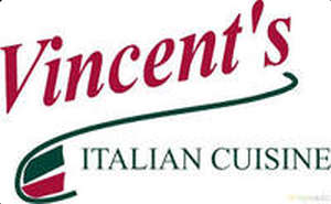 Vincent's Italian Cuisine Gift Card