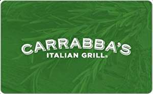 Carrabba's Italian Grill Gift Card