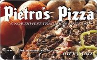 Pietro's Pizza Gift Card