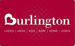 Burlington Gift Card