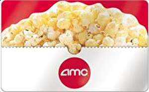 AMC® Theatres Gift Card