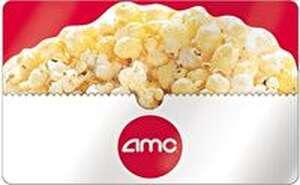AMC® Theatres Gift Card